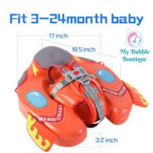Mambobaby Australia Spaceship Chest Float My Baby Bubble Spa My Bubble Boutique baby Toddler
