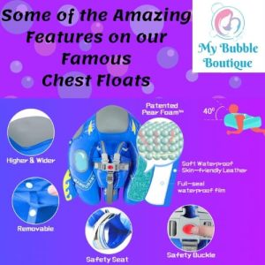 Mambobaby Australia Spaceship Chest Float My Baby Bubble Spa My Bubble Boutique features