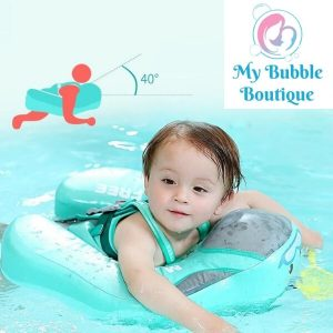 Mambobaby Australia Just Chill Chest Float My Baby Bubble Spa My Bubble Boutique 40 degree swim