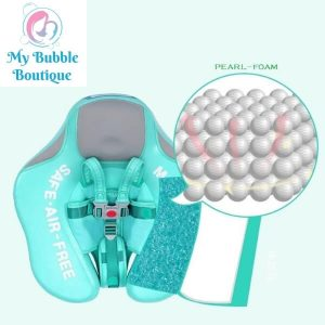 Mambobaby Australia Just Chill Chest Float My Baby Bubble Spa My Bubble Boutique Pearl Foam