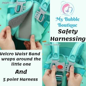 Mambobaby Australia Just Chill Chest Float My Baby Bubble Spa My Bubble Boutique Safety Harness
