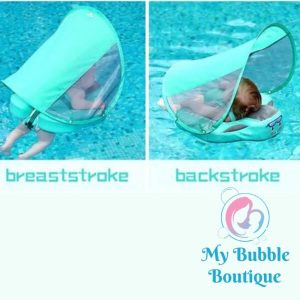 Mambobaby Australia Just Chill Chest Float My Baby Bubble Spa My Bubble Boutique backstroke breaststroke