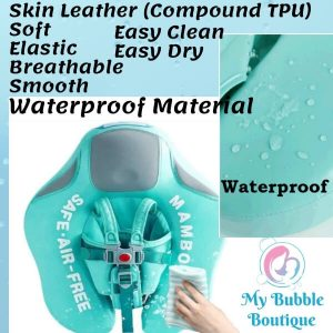 Just Chill Chest Float My Baby Bubble Spa My Bubble Boutique Waterproof Material 2